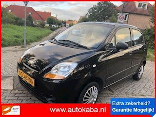 Chevrolet Matiz 0.8 Style Nw Model Bj`08 Black One