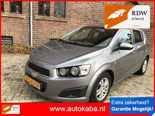 Chevrolet Aveo 1.4 LTZ Bj 2012 Full Optie Check Gauw