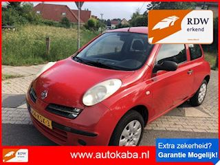 Nissan Micra 1.6 160SR SNORPJE VAN DE WEEK CHECK NW MODEL