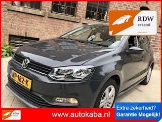 Volkswagen Polo 1.0 First Edition Nw Model `14 Vele Opties Check