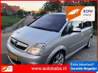 Opel Meriva 1.6 16v Business Opc 180 Pk Check Deze