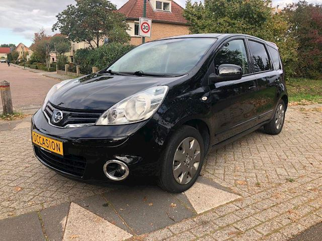 Nissan Note 1.4 First Note Exclusief Hoge Instap