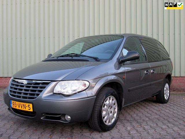 Chrysler Voyager occasion - Autoland Oss