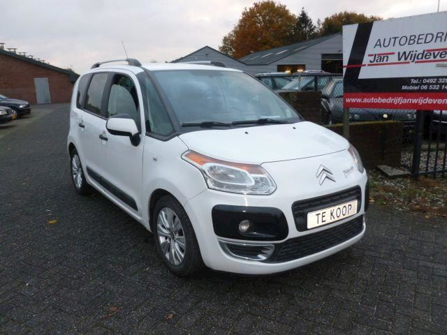 Citroen C3 Picasso 1.6hdif airdream exclusive roetf.