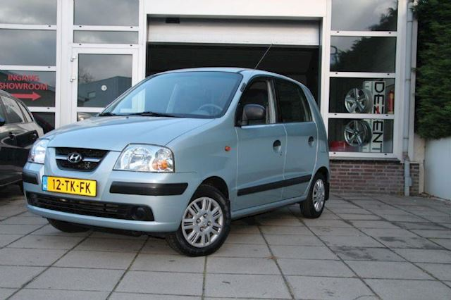 Hyundai Atos 1.1 active version cool