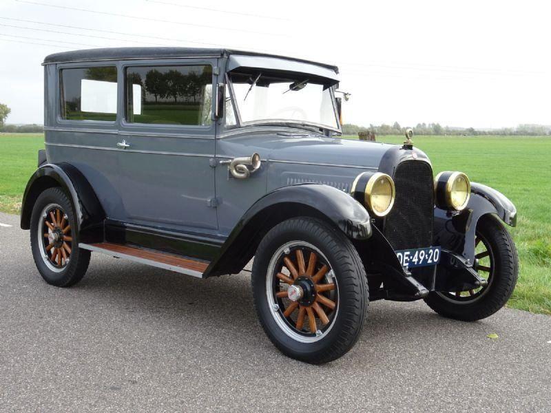 Willys Overland occasion - Autohandel Henk Heikamp