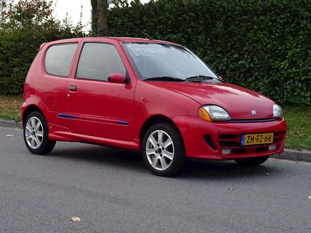 Fiat Seicento 1100 ie Sporting