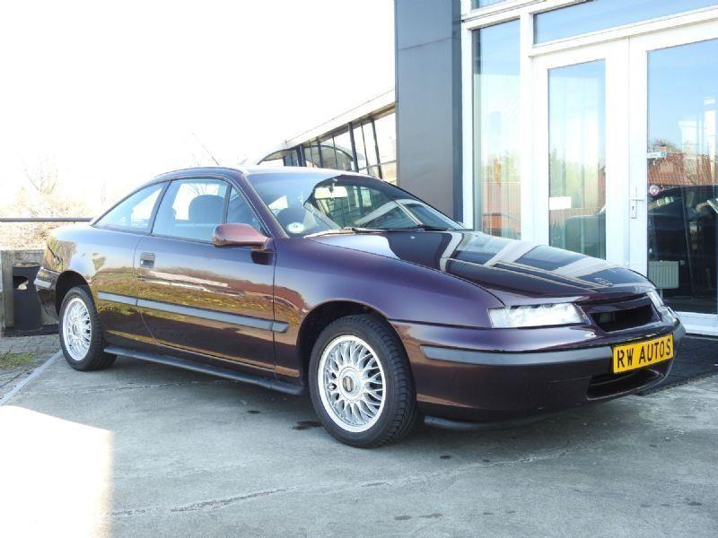 Opel Calibra occasion - Rob Wolthuis Auto's