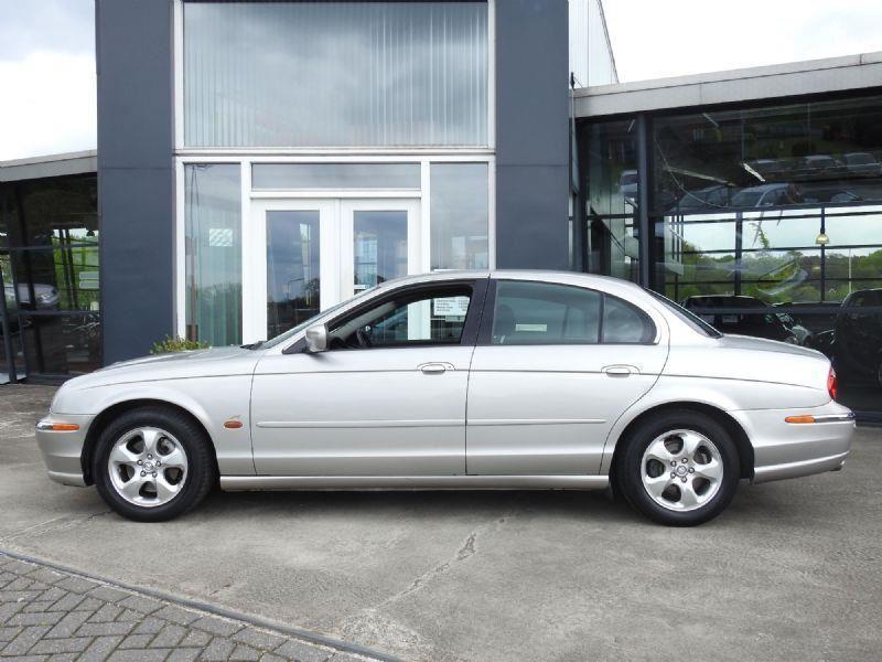 Jaguar S-type occasion - Rob Wolthuis Auto's