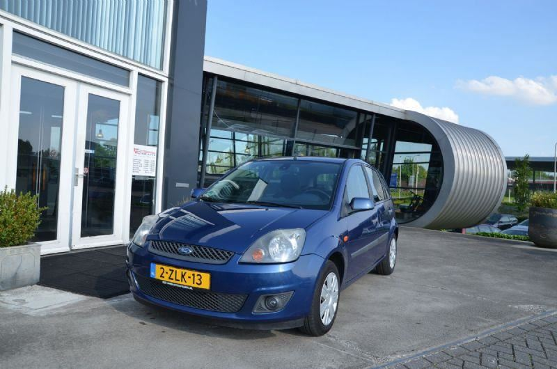 Ford Fiesta occasion - Rob Wolthuis Auto's