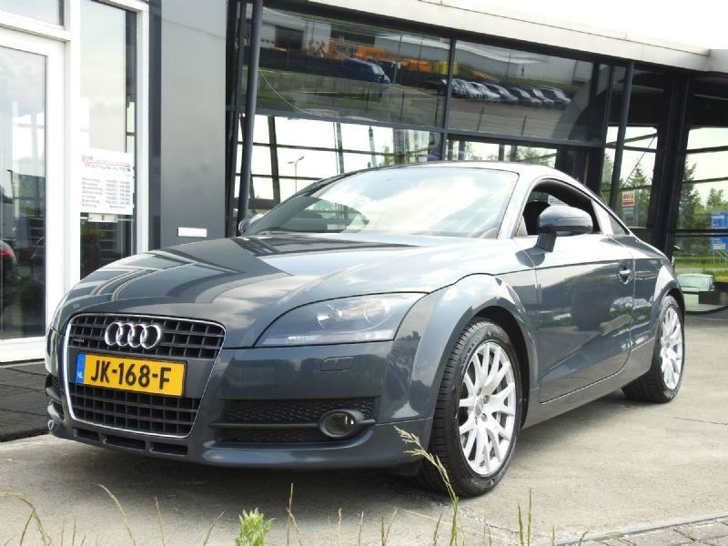 Audi TT occasion - Rob Wolthuis Auto's