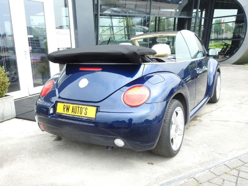 Volkswagen New Beetle cabrio occasion - Rob Wolthuis Auto's