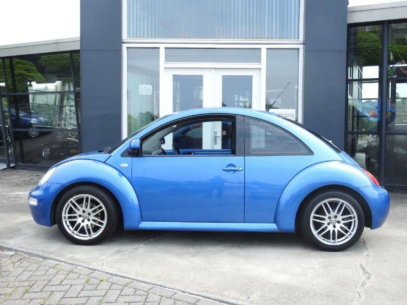 Volkswagen New Beetle occasion - Rob Wolthuis Auto's
