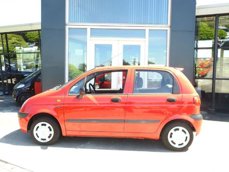 Daewoo Matiz occasion - Rob Wolthuis Auto's