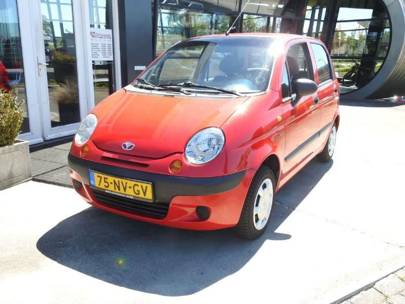 Daewoo Matiz occasion - Rob Wolthuis Auto's