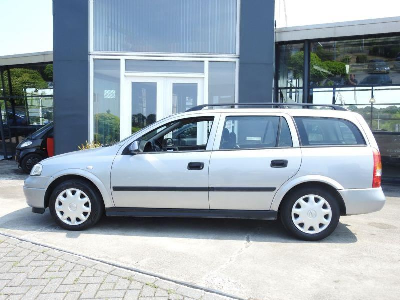 Opel Astra occasion - Rob Wolthuis Auto's