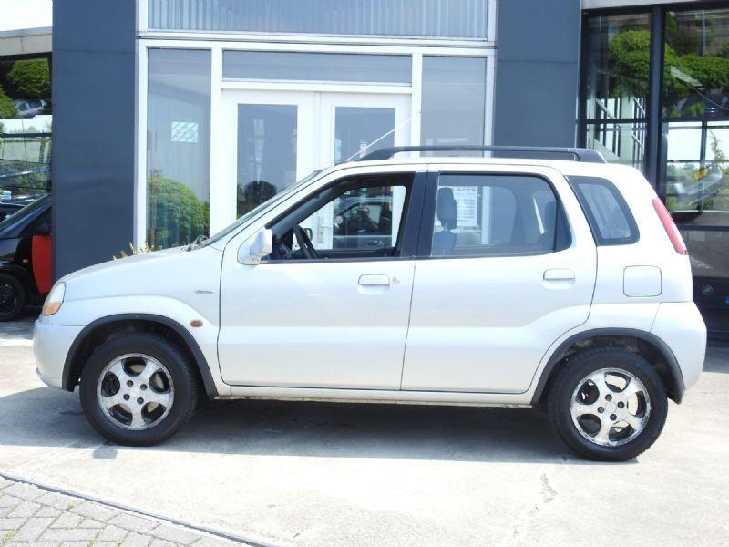 Suzuki Ignis occasion - Rob Wolthuis Auto's