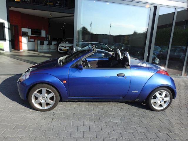 Ford Streetka Streetka 1.6 First Edition