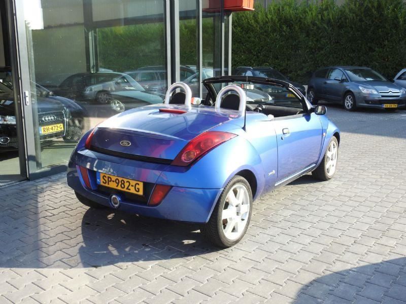Ford Streetka occasion - Rob Wolthuis Auto's
