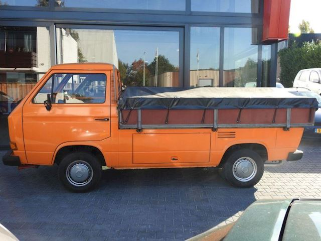 Volkswagen Transporter occasion - Rob Wolthuis Auto's