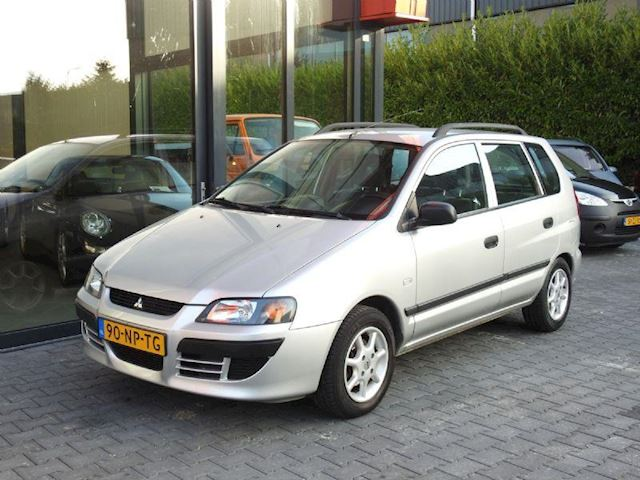 Mitsubishi Space Star 1.6 Invite Silver