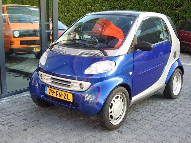 Smart city-coupe city-coupé smart & passion