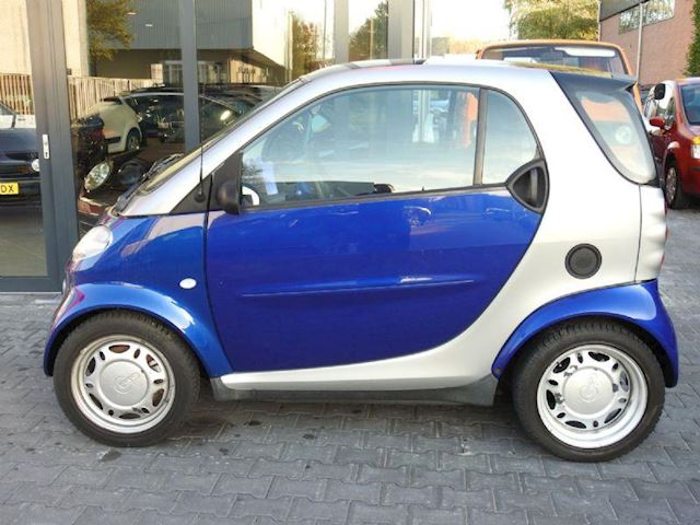 Smart city-coupe occasion - Rob Wolthuis Auto's