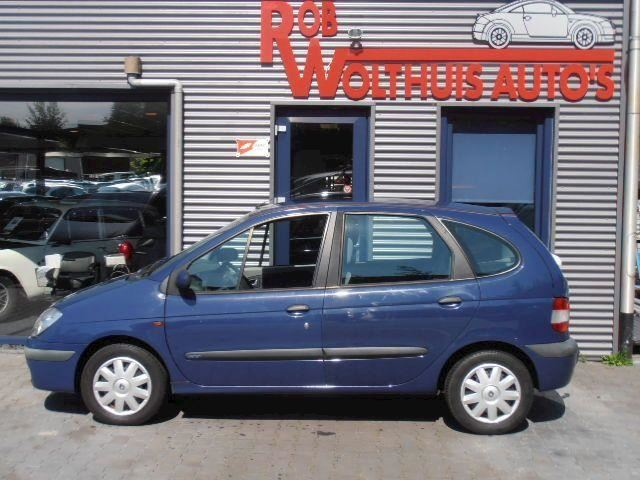 Renault Megane Scenic 1.9 DTI Airco occasion - Rob Wolthuis Auto's