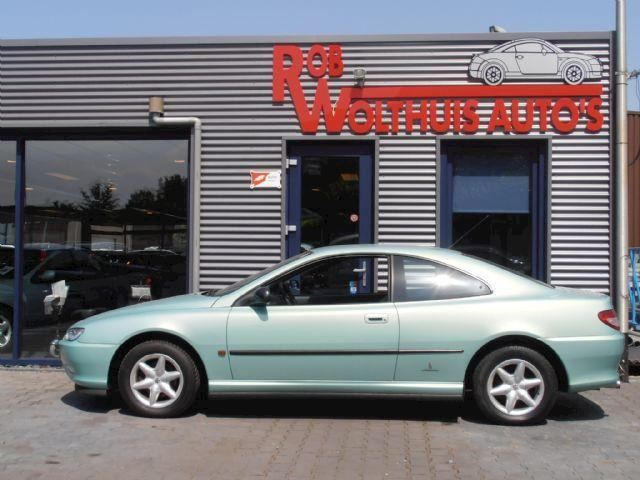 Peugeot 406 occasion - Rob Wolthuis Auto's