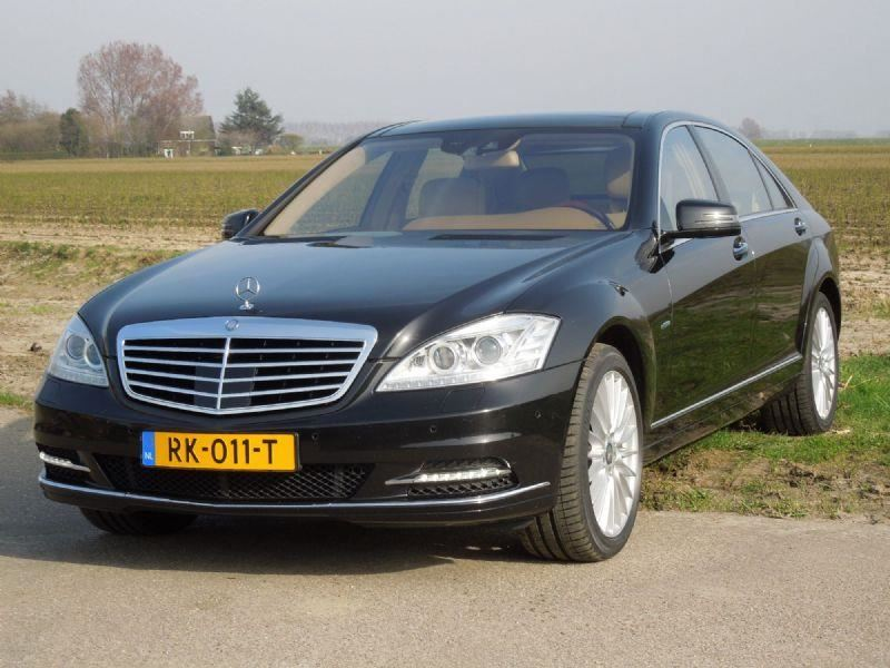 Mercedes-Benz S-klasse occasion - Auto Outlet