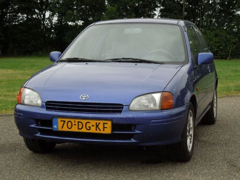 Toyota Starlet occasion - Auto Outlet