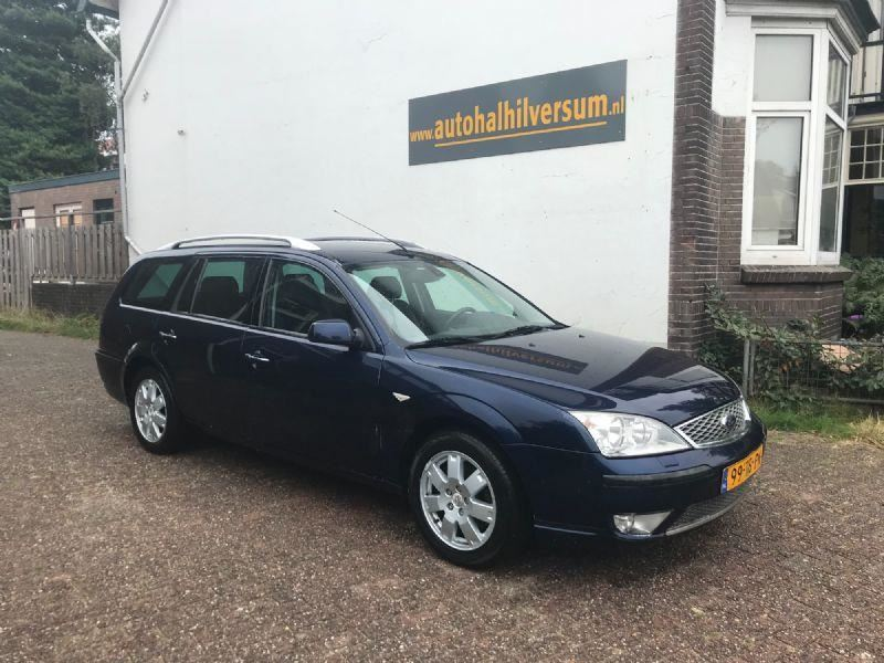 Ford Mondeo occasion - Autohal Hilversum