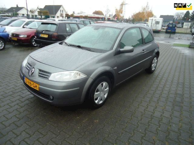 Renault Megane 1.5dci business line 77kW AIRCO / CRUIS CONTR.