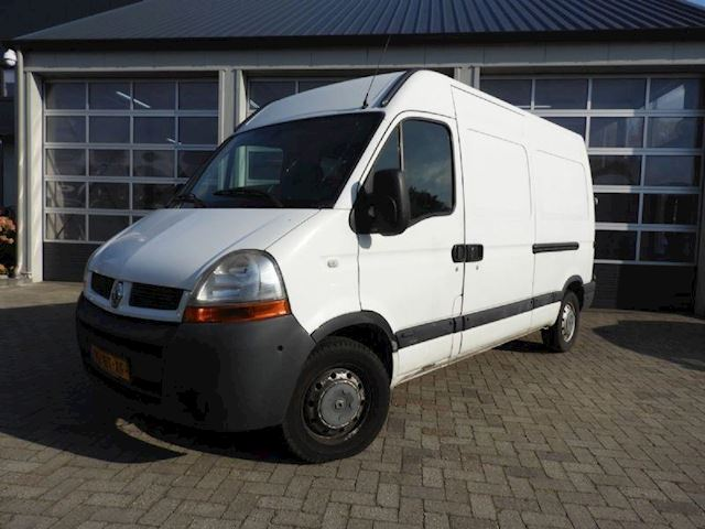 Renault MASTER 3.3T L2H2 3.0 DCI airco