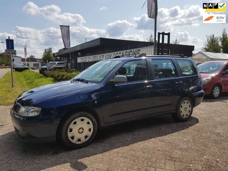 Seat Cordoba occasion - Low Budget Cars