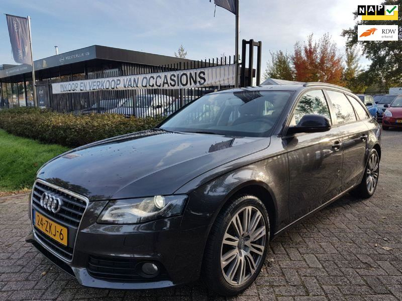 Audi A4 occasion - Low Budget Cars