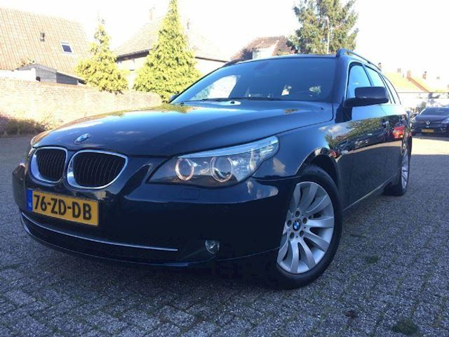 BMW 5-serie Touring 520i Corporate Lease Introduction Zeer netjes!