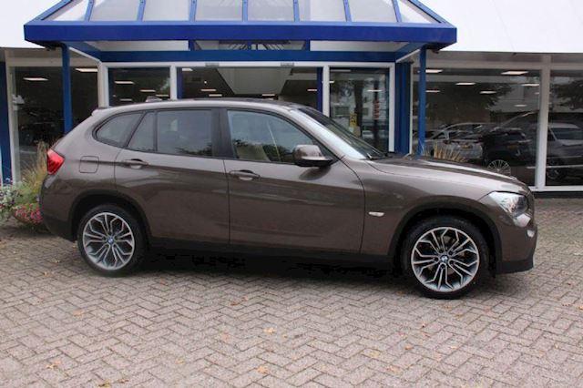 BMW X1 2.0d sDrive Executive, leer, LM, NAV, 1e eigenaar!