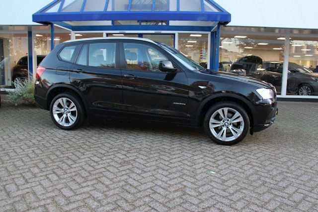 BMW X3 2.0d xDrive High Executive