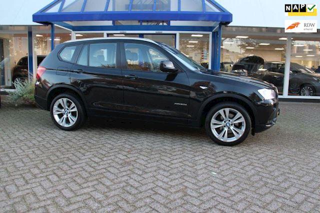 BMW X3 2.0d xDrive High Executive