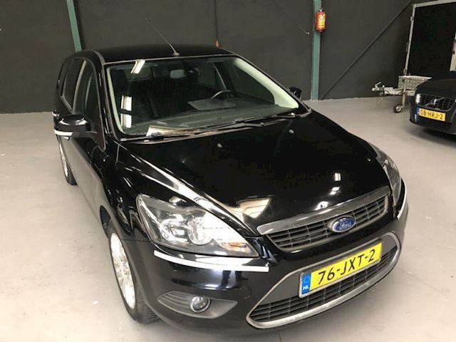 Ford Focus 1.8 limited 92kW export