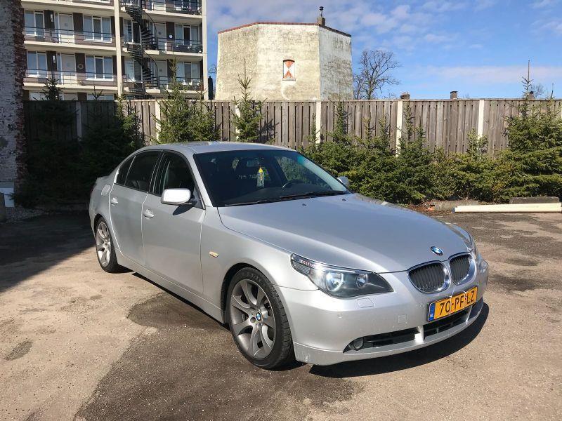 BMW 5-serie occasion - Autobedrijf Loven