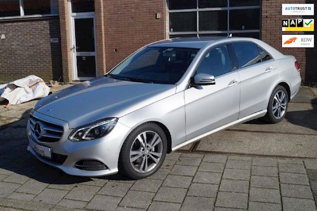 Mercedes-Benz E-klasse 220 BlueTEC Ambition Avantgarde