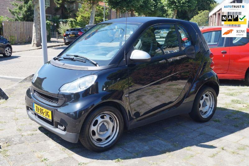 Smart Fortwo occasion - Auto Plaza Badhoevedorp
