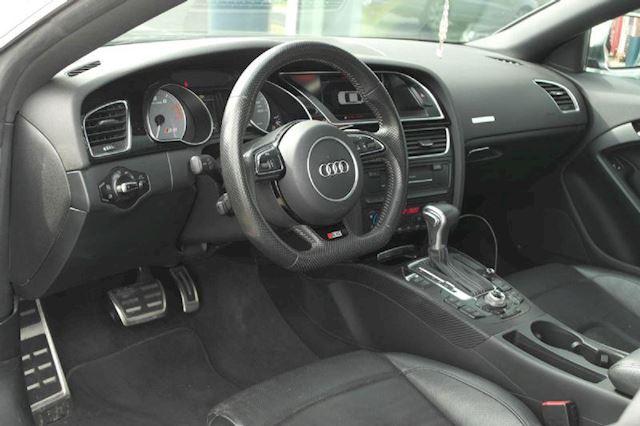 Audi A5 4.2 FSI S5 quattro Pro Line # Panodak, StoelKoeling, 20