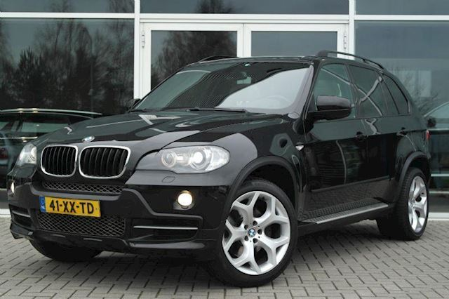 BMW X5 3.0d High Executive  M-Pakket, 20, Pano dak, VOL