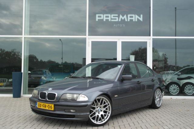 BMW 3-serie 318i Executive  Clima, 19 Sportstoelen