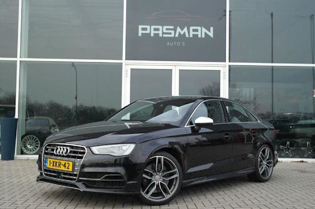 Audi S3 Audi S3 limousine 2.0 TFSI QUATRRO BO S-Tronic camera full options