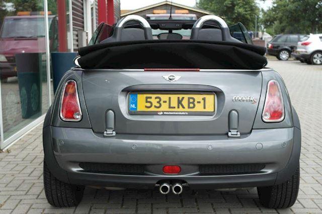Mini Mini cabrio Mini Cabrio 1.6 Cooper S Chili # Xenon, Navi, Clima, VOL! #