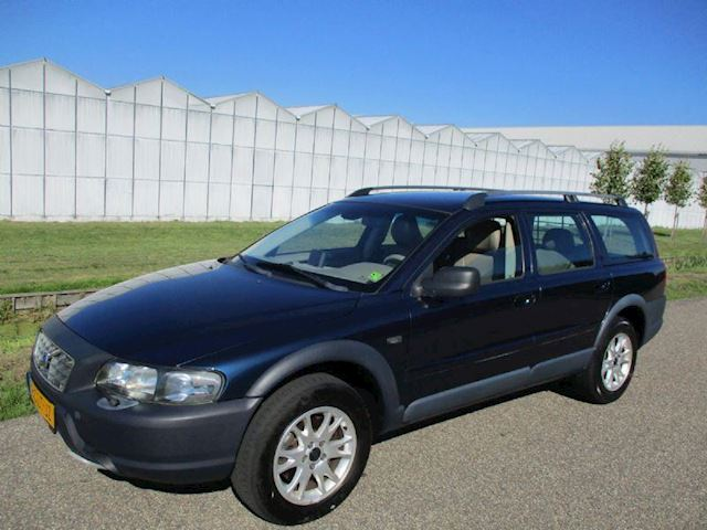 Volvo XC70 2.5 T Geartronic Comfort Line Automaat